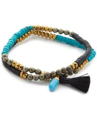 Lacey Ryan - Double Wrap Bracelet - Lyst