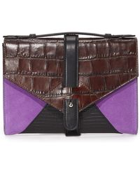 Little Liffner - Fan Mail Clutch - Lyst