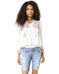 Love Sam - Daisy Jacket - Lyst