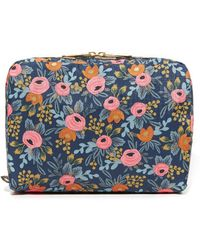 LeSportsac - X Rifle Paper Co. Extra Large Rectangular Cosmetic Case - Lyst