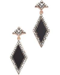 Maha Lozi   Zen Earrings   Lyst