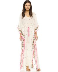 Scotch & Soda - Pom Pom Caftan - Lyst