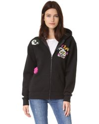 Michaela Buerger - Just Smile Hooded Jacket - Lyst