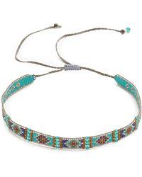 Mishky - Nahui Choker Necklace - Lyst