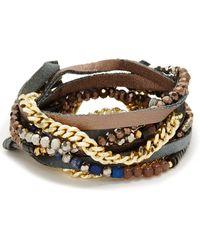 Nakamol - Tori Wrap Bracelet - Lyst