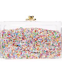 One By - Sprinkles Clutch - Lyst