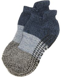 Pointe Studio - Naomi Cushioned Grip Socks - Lyst