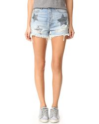Sass & Bide - City In My Mind Shorts - Lyst