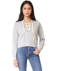 Sincerely Jules - Kaia Sweatshirt - Lyst