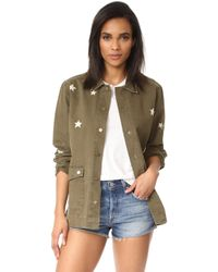 Sincerely Jules | Star Embroidered Jacket | Lyst