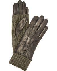 SOIA & KYO - Carmel Gloves - Lyst