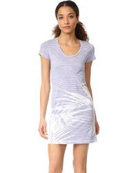 Sol Angeles - Coqui Scoop Dress - Lyst