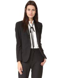 Superfine - Sharp Tailored Blazer - Lyst