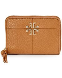 Tory Burch - Ivy Zip Coin Case - Lyst