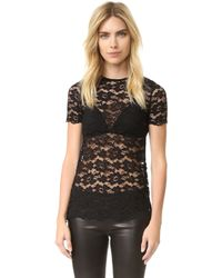 ThePerfext - Lace Top - Lyst