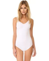 Yummie By Heather Thomson - Conner Bodysuit - Lyst
