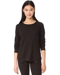 Yummie By Heather Thomson - Waffle Knit Top - Lyst