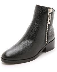 3.1 Phillip Lim - Alexa Shearling Boots - Lyst