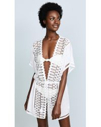 Ramy Brook - Costa Cover Up Dress - Lyst