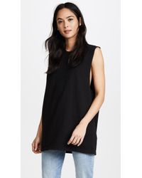 OAK - Knox Muscle Tee - Lyst