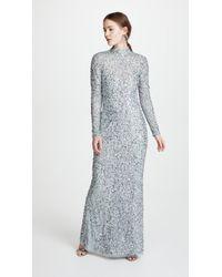 Parker - Black Leandra Dress - Lyst