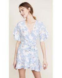Moon River - Wrap Dress - Lyst