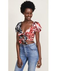 DELFI Collective - Evie Top - Lyst