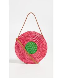 Serpui - Soraya Circle Cross Body Bag - Lyst