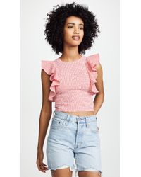 C/meo Collective - Best Love Top - Lyst