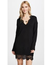 Brochu Walker - Lace Looker Dress - Lyst