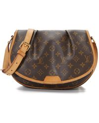 587a789b51e What Goes Around Comes Around - Louis Vuitton Monogram Menilmontant Pm Bag  (previously Owned)