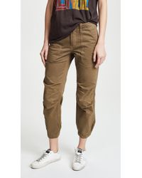 Zadig & Voltaire - Palma Grunge Trousers - Lyst
