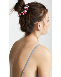 Solid & Striped - The American Rib Scrunchie - Lyst