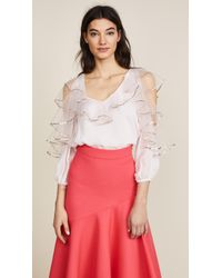 Temperley London - Mineral Top - Lyst