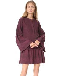 St. Roche - Marcy Shirtdress - Lyst
