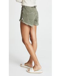 One Teaspoon - Le Wolves Shorts - Lyst