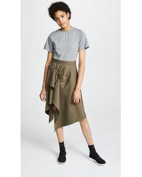 3.1 Phillip Lim - Handkerchief Dress - Lyst