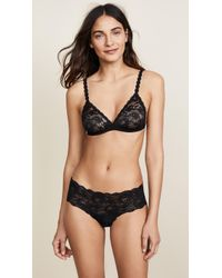 Cosabella - Never Say Never Dreamie Triangle Bra - Lyst