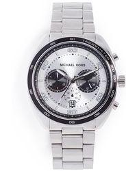 Michael Kors - Dane Watch, 49mm - Lyst