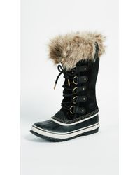 Sorel - Joan Of Arctic Hiker Style Knee High Boots - Lyst
