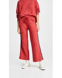 Sundry - Flare Pocket Trousers - Lyst