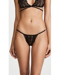 Only Hearts - Whisper Sweet Nothings G-string - Lyst