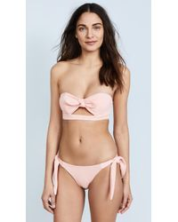 Kopper & Zink - Riri Bikini Top - Lyst