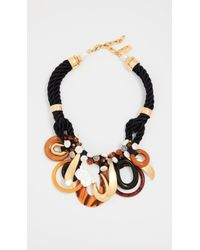 Lizzie Fortunato - Dawn & Dusk Necklace - Lyst