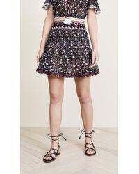 Poupette - Pippa Miniskirt - Lyst