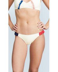 Morgan Lane - Lulu Bikini Bottoms - Lyst