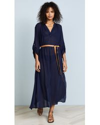 Eberjey - Summer Of Love Cover Up Dress - Lyst