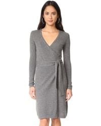 Diane von Furstenberg - New Linda Cashmere Wrap Dress - Lyst