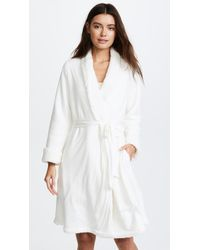 Eberjey - Alpine Chic Reversible Robe - Lyst
