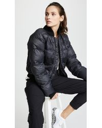 adidas By Stella McCartney - Essentials Short Padded Jacket - Lyst